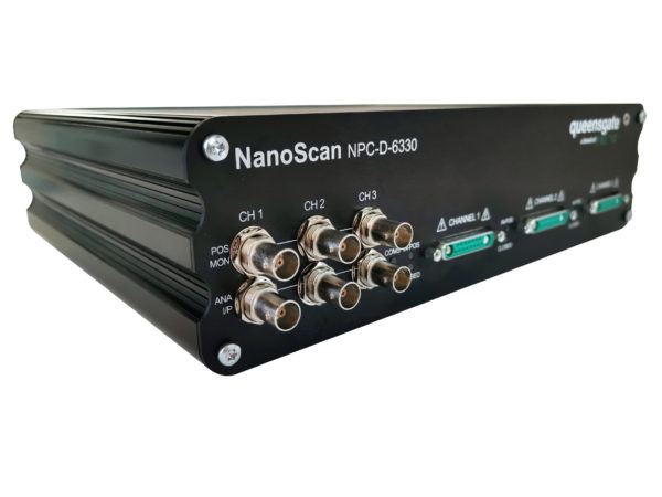 QGPC-D-6000 multi-channel nanopositioning controllers