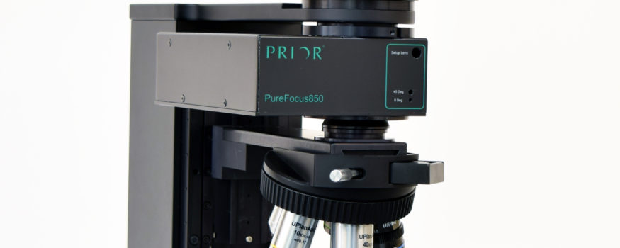 PureFocus850 for infinity corrected optical systems