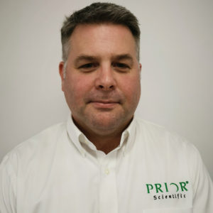 Colin Duncan - Sales Manager UK / EU / ROW