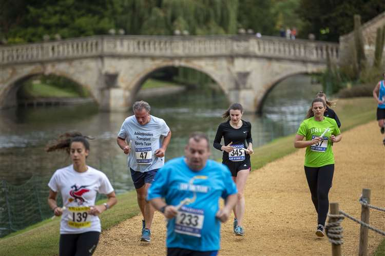 Chariots of fire 2019 official image