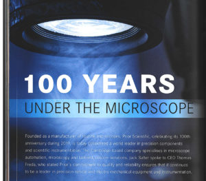 100 years under the microscope
